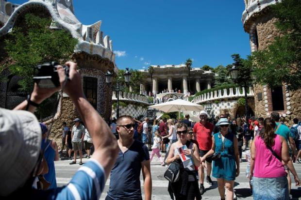 European cities struggle to cope with 'overtourism'
