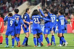 Thai women favourites for World Cup 2019 spot