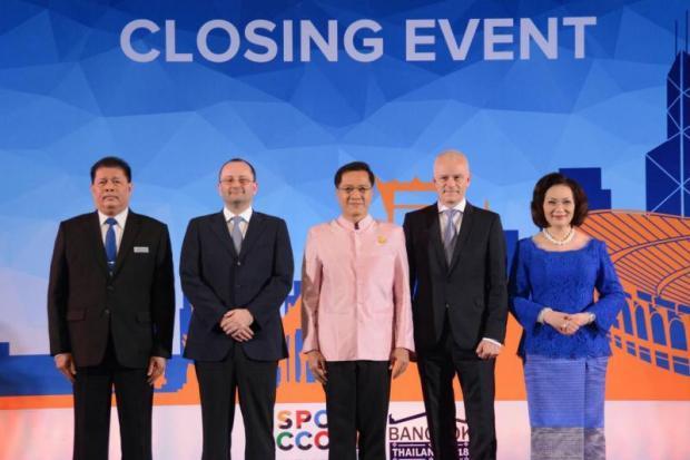 Thailand gets high marks for hospitality from SportAccord president Baumann   Bangkok Post: news