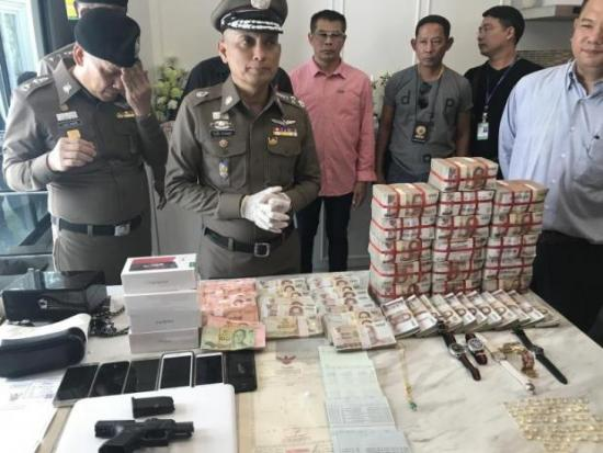 Cops bust cosmetics shop | Bangkok Post: news