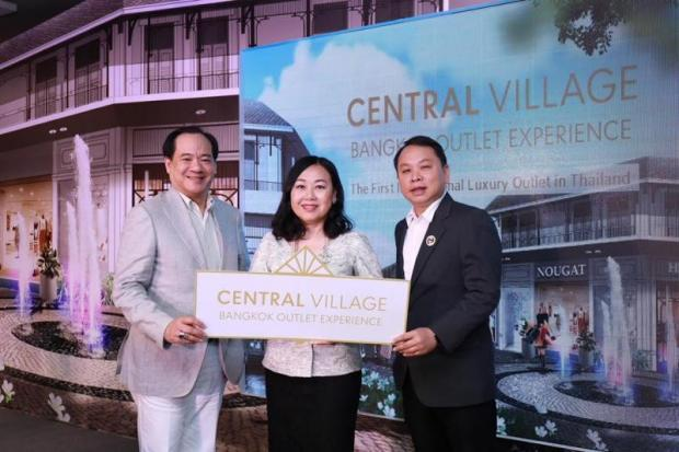 CPN developing luxury outlet shopping experience | Bangkok