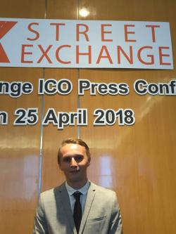 Street Exchange To Raise Funds From Ico Bangkok Post