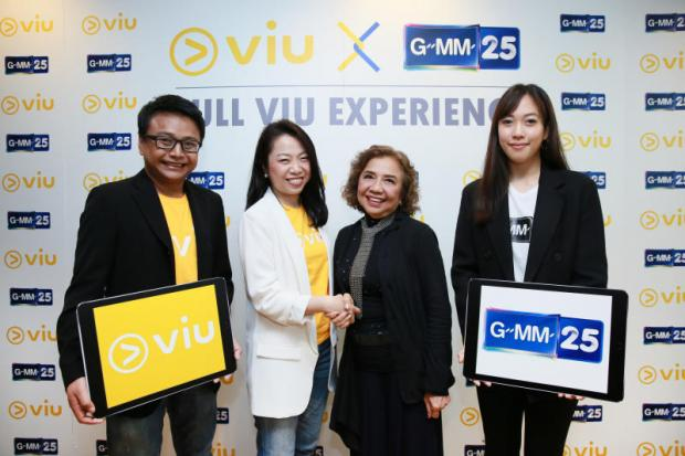 Grammy gains OTT foothold with Viu