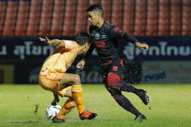 Bangkok Utd's opportunity to steal top spot | Bangkok Post: news