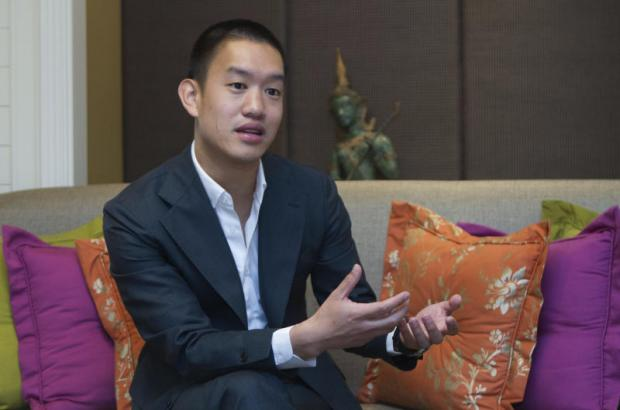 Dusit Thani heir talks luxury and lifestyle