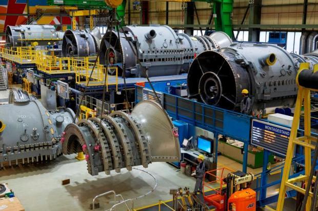 Siemens still high on natural gas
