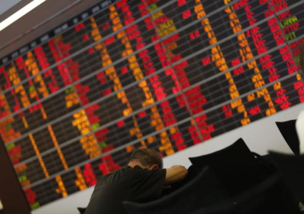 Global trade row sparks stock sell-off
