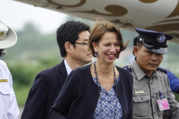 UN envoy averts possible military coup in Myanmar