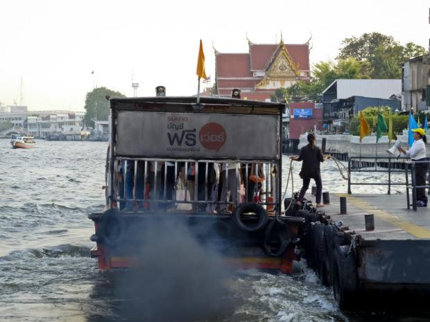 Pier-ing into the future of the Chao Phraya River