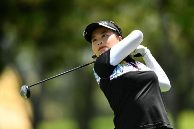 Kanyalak revels on her home course