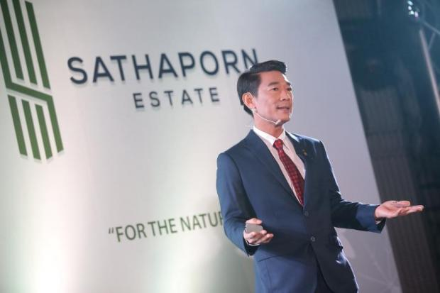 Sathaporn readies four new projects