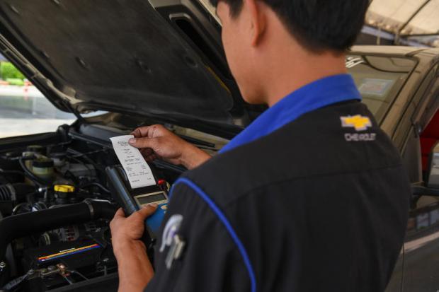 Chevrolet puts focus on customer service | Bangkok Post
