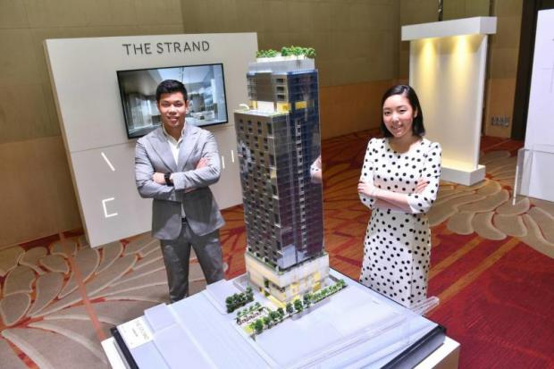 Dynasties co-invest in Thong Lor condo