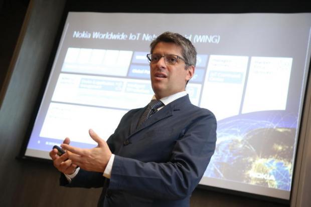 Nokia urges 5G adoption while promoting products