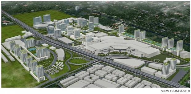 Rangsit seeks partners for Future City scheme