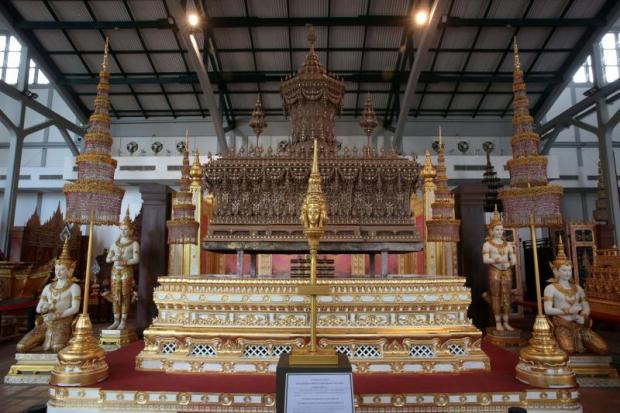 Recalling the Royal Cremation