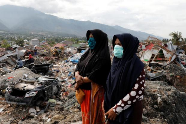 Palu struggles back to life after deadly quake