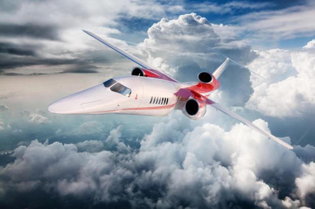Concorde successor clears major hurdle