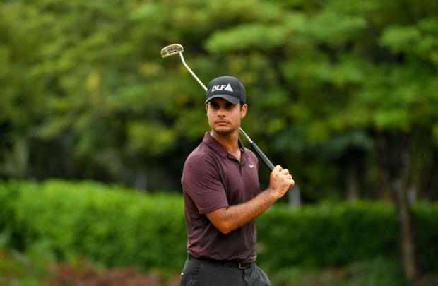 Inspired Sharma ready for another good run at CJ Cup