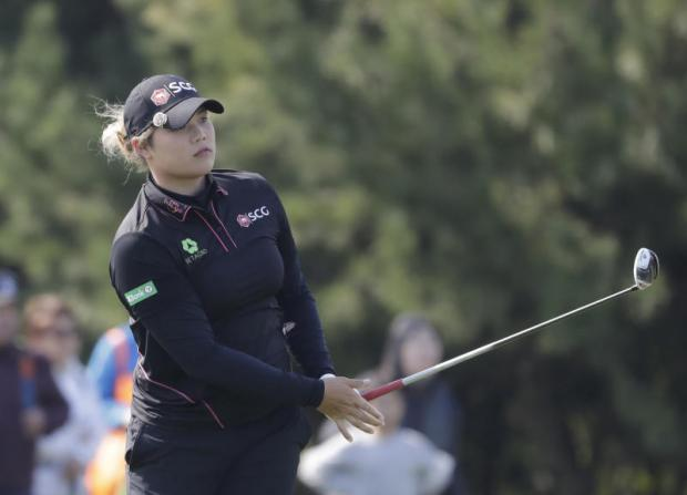 Ariya continues bid to claim fourth title