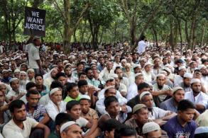 Bangladesh pushes rushed Rohingya return