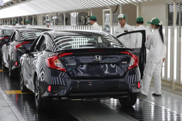 Honda eyes 5% growth in sales after uneven 2018