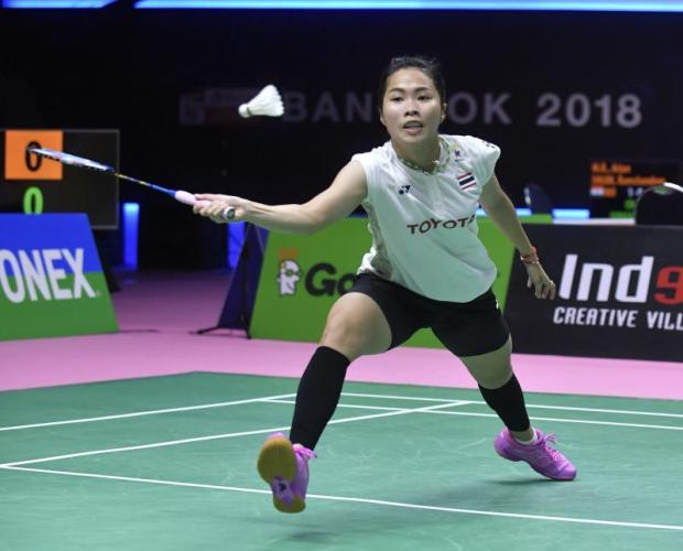 Ratchanok faces first hurdle in Chen