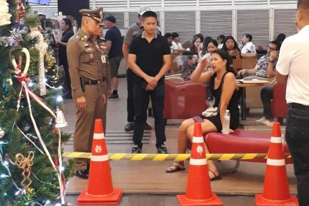 Cop who shot Frenchman faces murder charges | Bangkok Post: news