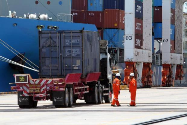 Smart port switch flicked | Bangkok Post: business