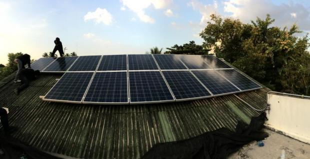 Energy Regulatory Commission eyes B40bn from solar power projects | Bangkok Post: business