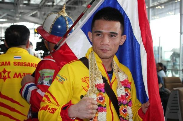 Srisaket promises to knockout Estrada | Bangkok Post: news