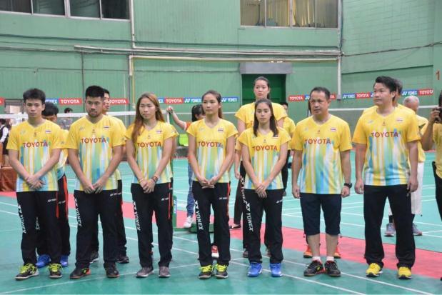 Thais face spirited Russia in Sudirman Cup opener | Bangkok Post: news