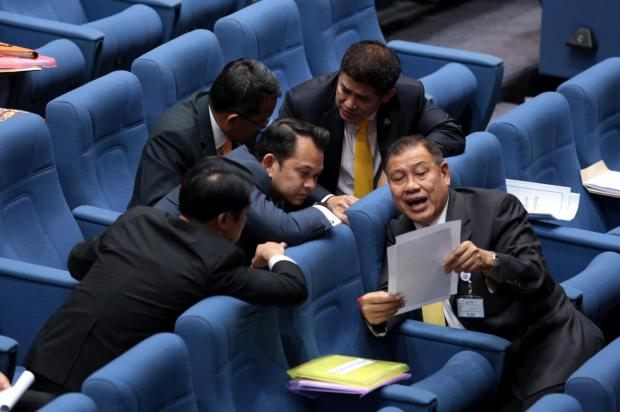Cobras strike on parliament's first day | Bangkok Post: opinion