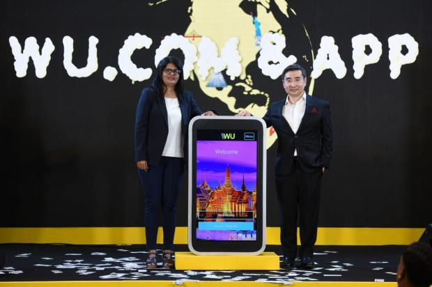Western Union launches online services | Bangkok Post: tech