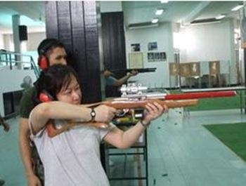 Bangkok Shooting Range – For All Eagle Eyes