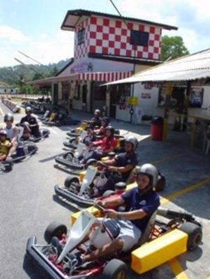 Easy Go Kart Track Pattaya-Bangkok PostTravel