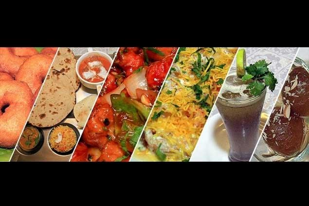 Indian Restaurant Food Description