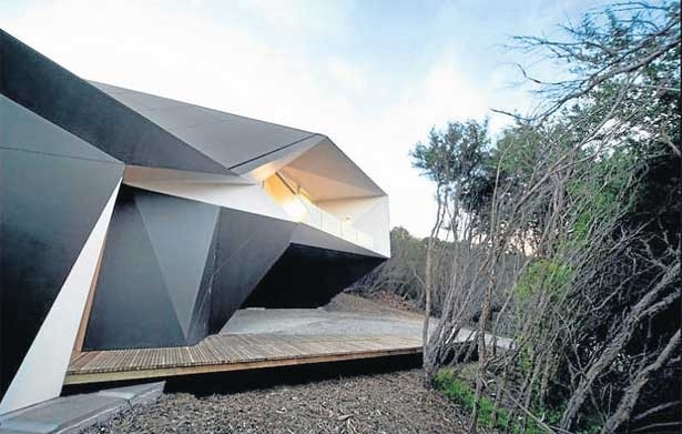 The Klein Bottle House | Bangkok Post: Lifestyle on toothpick house designs, box house designs, wooden doll house designs, birdhouse house designs, glass house designs, playing card house designs, miniature house designs, pump house designs, boxcar house designs, tube house designs,