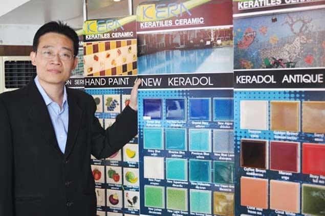 Lampang-Thai Ceramics Tile Co., Ltd. | Bangkok Post: Business