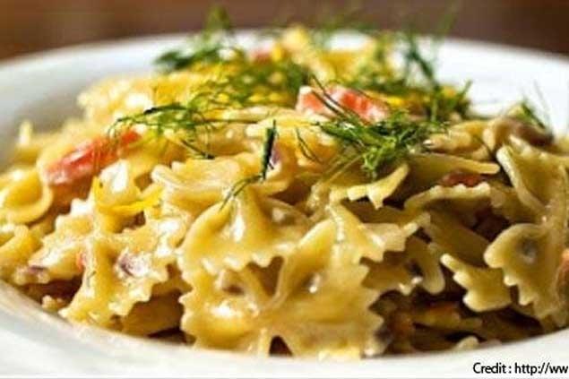 Итальянская паста рецепты в домашних условиях с фото