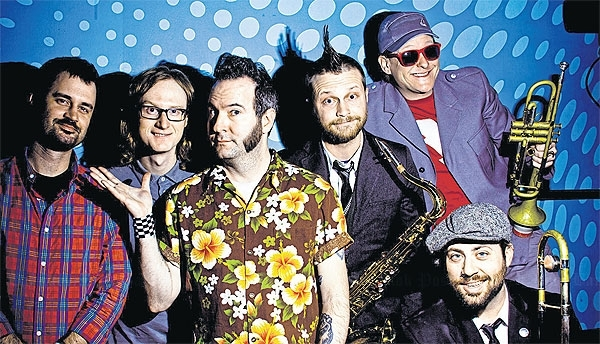 an introduction to the music of reel big fish a ska punk band Huntington beach based reel big fish were one of the more successful bands to emerge in the third–wave ska explosion of 1997 the ska–punk act formed in huntinton beach as a trio consisting of vocalist/guitarist aaron barrett, bassist matt wong and drummer andrew gonzales.