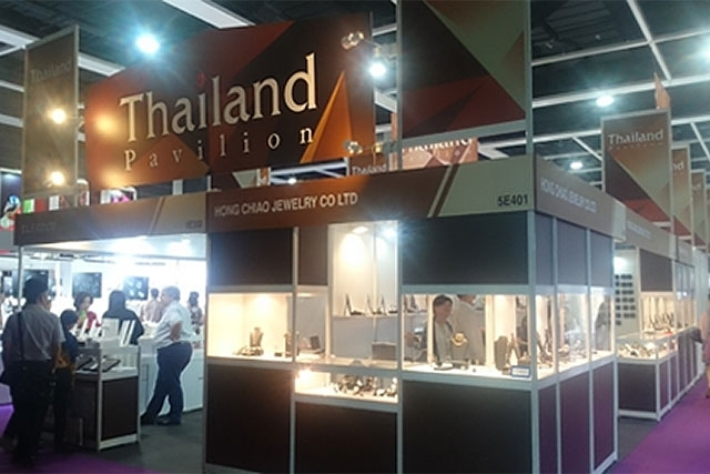 Thai Gem And Jewelry Traders Association Was Established To Serve Local Manufacturers The Strives Create A