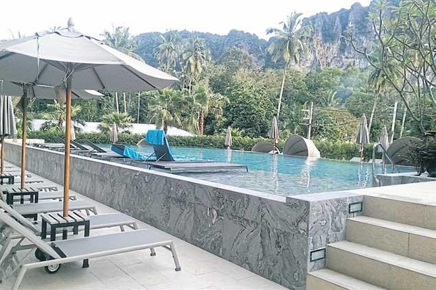 Located Near Ao Nang Beach The Newly Opened Centra By Centara Phu Pano Resort Krabi Is A Three Star Hotel With 158 Roomodern Comfort