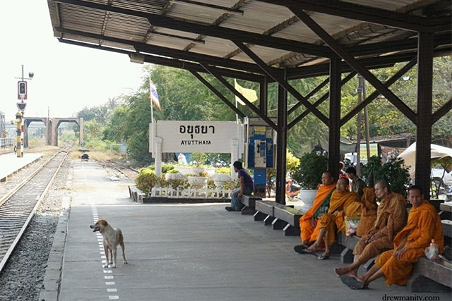 Ayutthaya Railway Station | Bangkok Post: Business