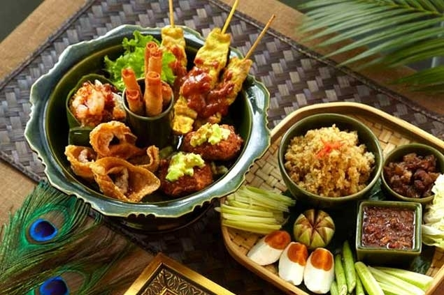 Nara thai cuisine central world bangkok post lifestyle for Authentic thai cuisine