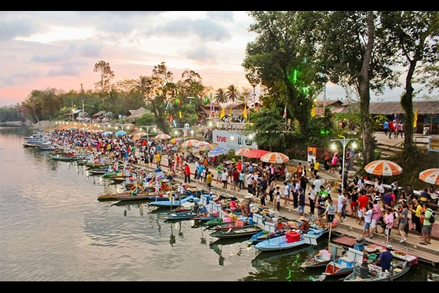 Khlong Hae Floating Market Bangkok Post Travel