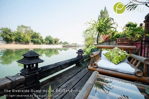 The Riverside Guest House Bangkok Post Travel