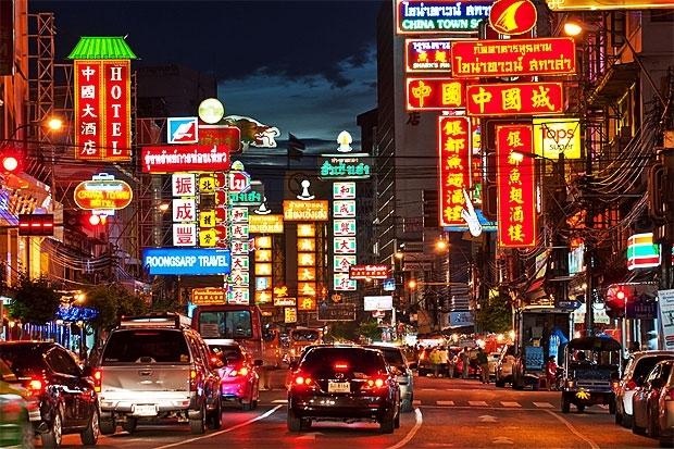 Image result for Chinatown (Yaowarat)