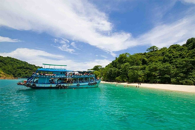 how to go to koh chang from bangkok