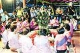 Silk Festival, Phuk Sieo Tradition and Red Cross Fair